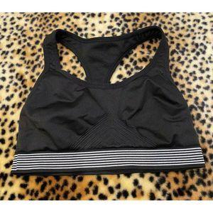VSX Victoria Secret Sexy Sports Bra Black S